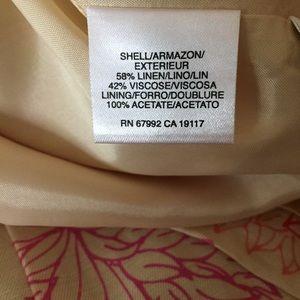 e04750492a Sigrid Olsen Dresses - beautiful Sigrid Olsen floral print shift DRESS